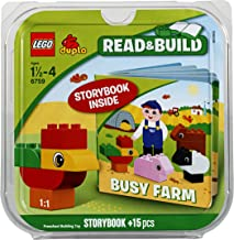 Best lego read and build busy farm Reviews
