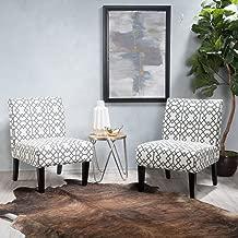 Best geometric pattern chair Reviews