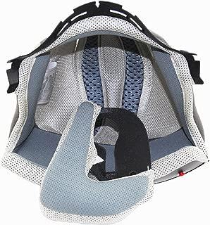 Vega Summit 3.1 2-Tone Modular Full Face Helmet Replacement Liner (Cream, XX-Large)