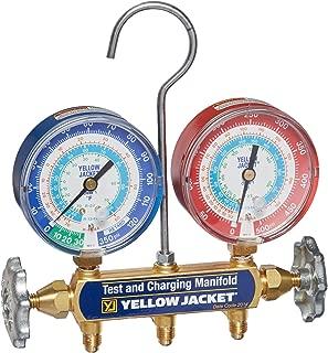 Yellow Jacket 42005 Manifold  with 3-1/8