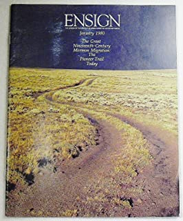 Ensign, Volume 10 Number 1, January 1980