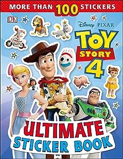 Ultimate Sticker Book: Disney Pixar Toy Story 4