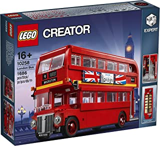 Lego 10258 Construction, Building Sets & Blocks  12 Years & Above,Multi color