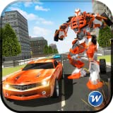 War Robot Heroes City Rescue Mission