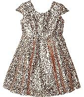 Celine Sequin Dress (Big Kids)