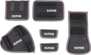 EUFAB 11242 Fietsbescherming 6-delig