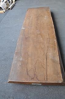 ミャンマーチーク/無垢一枚板 (2850) WD180301TT00017【ワールドデコズ】