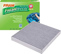 FRAM CF10729 Fresh Breeze Cabin Air Filter with Arm & Hammer