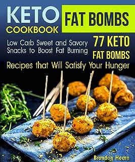 keto fat bombs by Brandon Hearn
