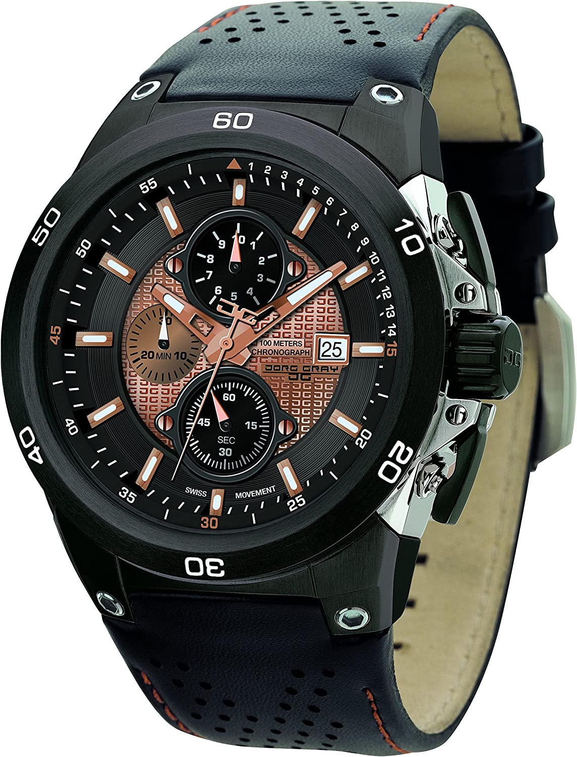 Jorg Gray Clearance SALE Limited Max 64% OFF time Series JG7800