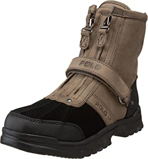 Polo By Ralph Lauren Conquest Hi II Boot (Toddler/Little Kid/Big Kid)