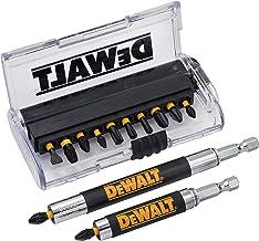 DeWalt DT70512T-QZ Juego de 14 Piezas para Atornillar con 2 Guías - Guía Telescópica Magnética Larga x 1