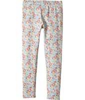 Polo Ralph Lauren Kids - Floral Jersey Leggings (Little Kids)
