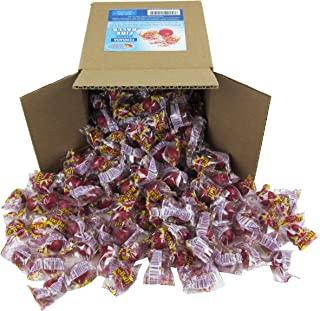 Fireball Candy Bulk - Red Candy - Atomic Fireballs Medium 3LB/48oz. Individually Wrapped Party Box 6x6x6 Family Size