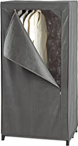 MSV 191 Kleiderschrank PVA Micro belüftet mit Naht, 75 x 50 x 150 cm