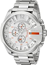 Diesel Men's Mega Chief Stainless Steel Watch DZ4328