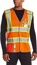 Caterpillar Men's 5-Point Breakaway Safety Vest