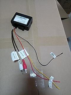 hizpo Fiber Optic Box Adapter for Hizpo Benz/Cayenne Stereo