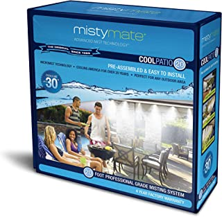 Best misty mate cool patio 20 misting system Reviews