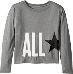 Oversize All Star Top (Big Kids)
