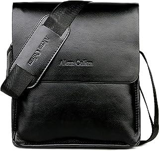 Messenger Bag For Men Classic Business Crossbody Shoulder Bags Casual Man  Bag(black) 79f579912bf80
