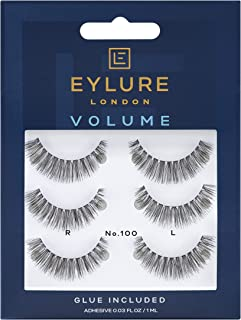 EYLURE Volume Multipack 100 wimpers, 1 ml