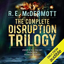 The Complete Disruption Trilogy: Books 1 - 3