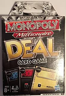 Hasbro Parker Brothers Monopoly Millionaire Deal