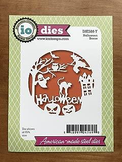 Halloween Scene Steel Die for Scrapbooking (DIE588Y)