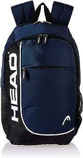 HEAD 20.25 Ltrs Navy School Backpack (HD/OVER08BP)