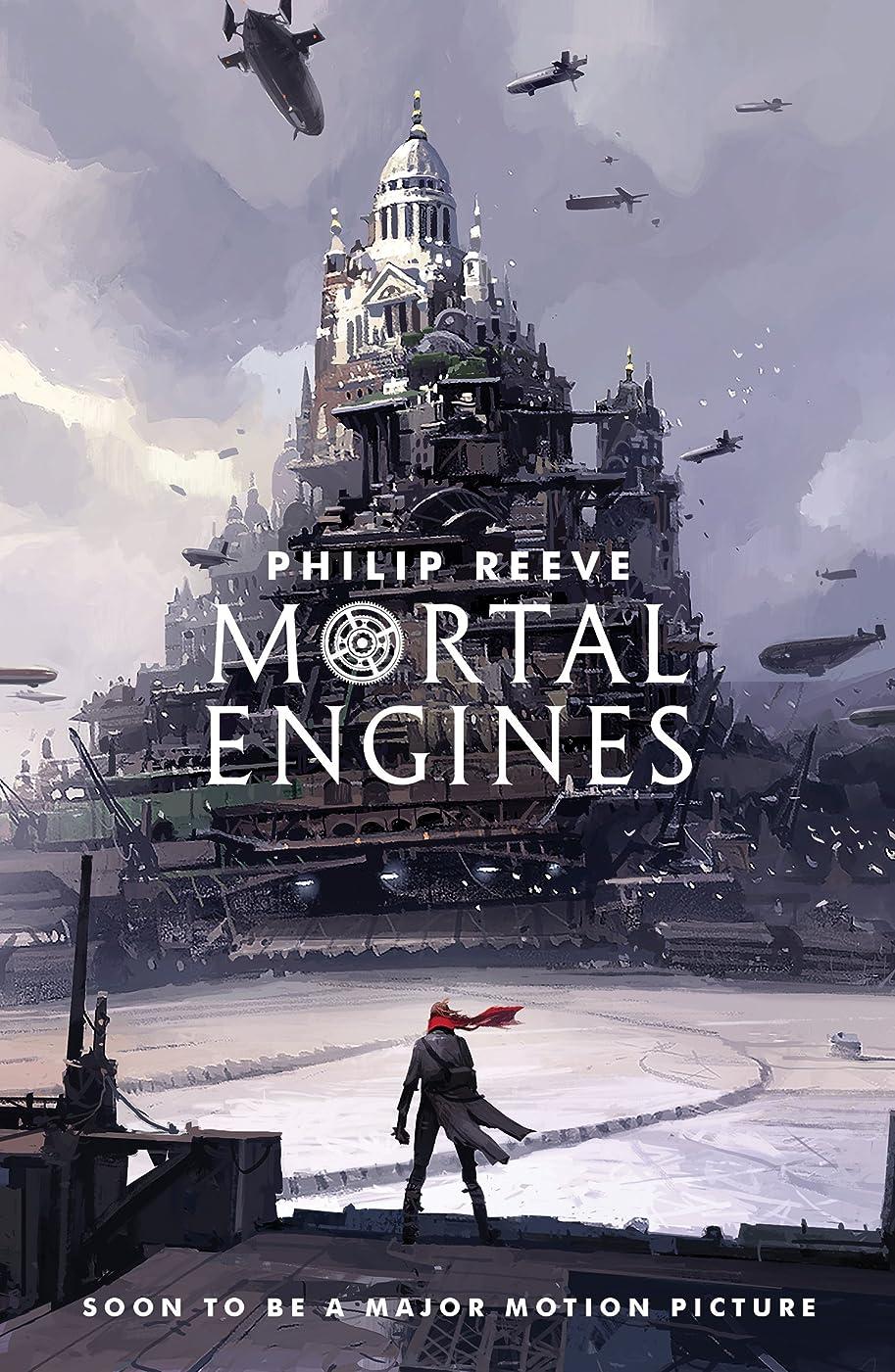 注意ロッジ折るMortal Engines (Predator Cities Book 1) (English Edition)