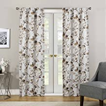 ECLIPSE Room Darkening Curtains for Bedroom - Paige 37