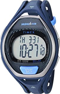 Unisex TW5M17600 Ironman Sleek 50 Full-Size Blue/Black Resin Strap Watch