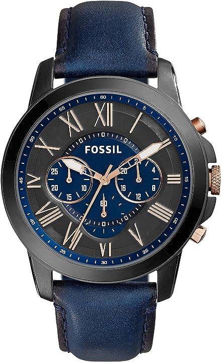 Orologio fossil cronografo quarzo uomo FS5061