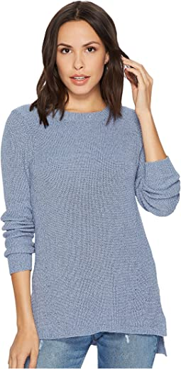 kensie - Indigo Mix Knit Sweater KS1K5764