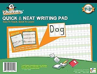 Channie's Visual Handwriting Worksheet for 1st - 3rd Grades. Handwriting Simplified! Most Visual worksheet.