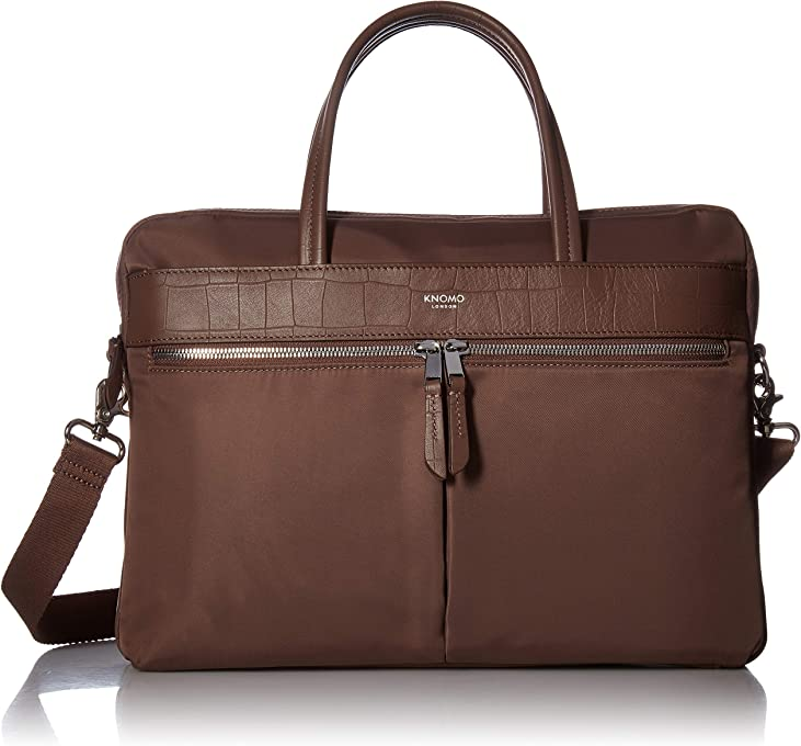 Knomo Luggage Hanover Briefcase