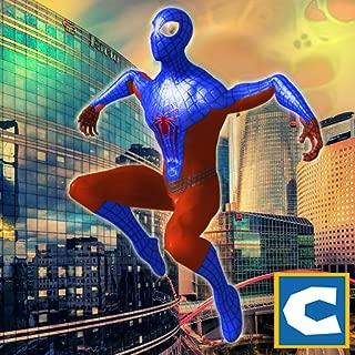 Strange Spider Hero Battle