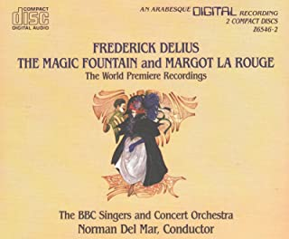 delius magic fountain
