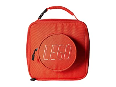 LEGO Brick Lunch Bag (Red) Duffel Bags