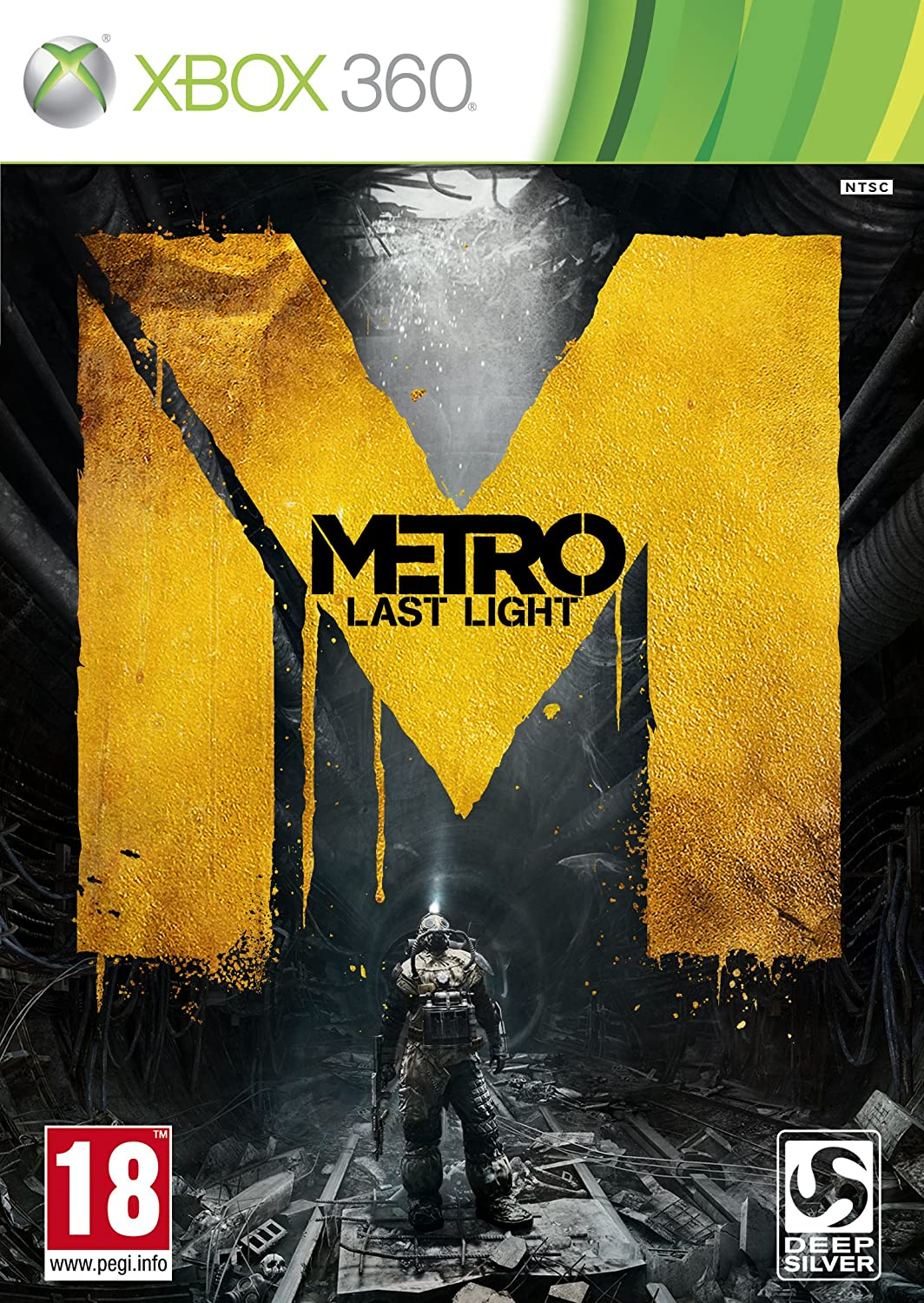 Metro Last Light Xbox 360 Inventory cleanup selling sale Limited time for free shipping