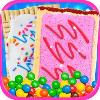 Pastry Tarts Maker - Dessert Food School Snack and School Lunch Games Kids FREE