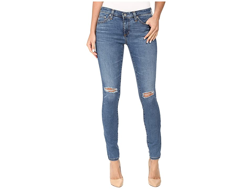 AG Adriano Goldschmied Leggings Ankle in 17 Years Roving Wind (17 Years Roving Wind) Women's Jeans