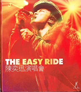 The Easy Ride Concert CD Format By Eason Chan