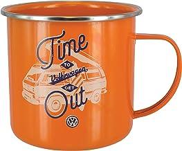 Paladone Campervan Metal Coffee Mug - Officially Licensed VW Volkswagen Merchandise