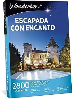 Caja Regalo para Hombre -ESCAPADA con Encanto- 2.800 estancias para Dos Personas en Casas Rurales, masías y cortijos en España, Italia, Francia y Portugal