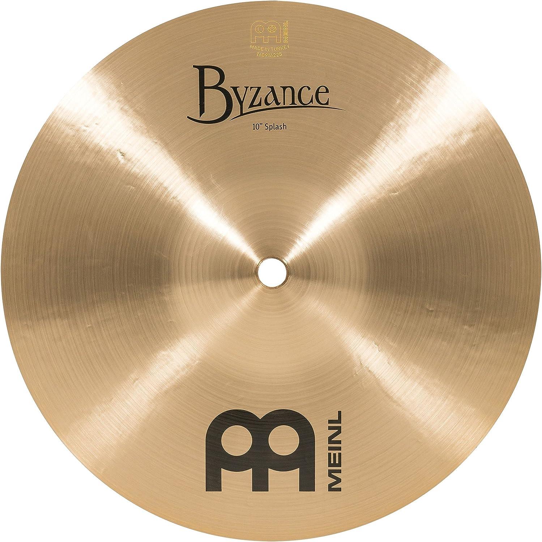 Meinl Charlotte Mall Cymbals B10S Byzance 10-Inch VI Cymbal Traditional lowest price Splash