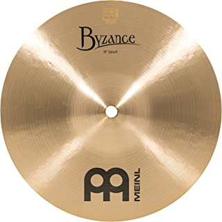 Meinl Cymbals B10S Byzance 10-Inch Traditional Splash Cymbal (VIDEO)