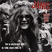 Live In Amsterdam Apr.11'69 + Us Radio Shows '69-'70