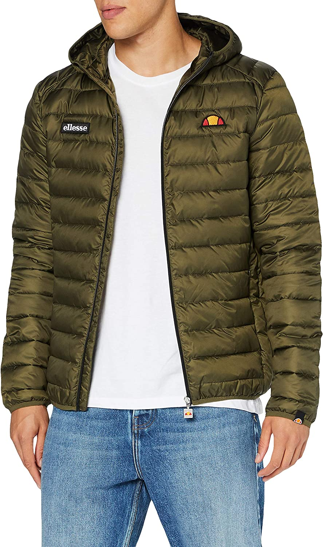 Ellesse Lombardy Padded Jacket Abrigo Hombre